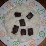 Rýžová kaše s čokoládou