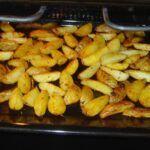 Americké brambory se slupkou