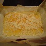 Kokosový koláč politý smetanou