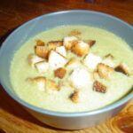Krémová polévka z brokolice