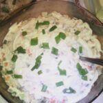 Zeleninový salát s majonézou