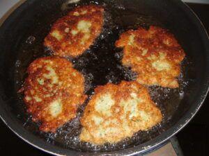 bramboráky s cuketou