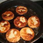 Placky z vařených brambor
