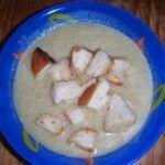Polévka z cukety