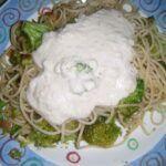Sýrová omáčka z Nivy na špagety
