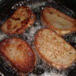 Chlebové vaječné smaženky