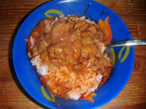 Jehněčí guláš - voňavý a pikantní